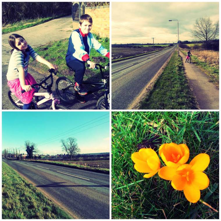 Holidays, Trains And Bike Rides: Life Lately