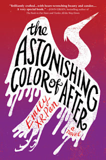 The Astonishing Color of After, Emily X.R. Pan, InToriLex