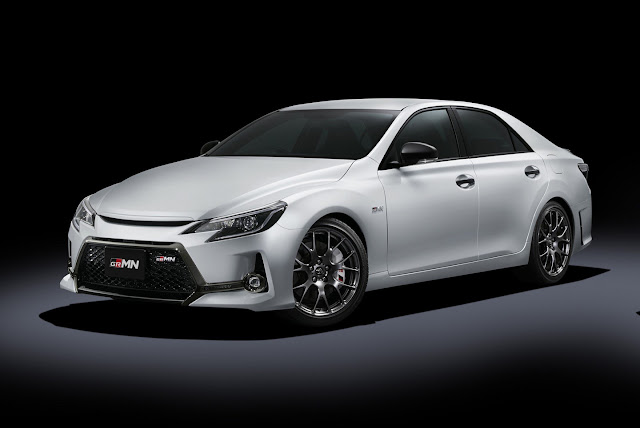 The high-performance version of Toyota Camry priced at $ 50,000