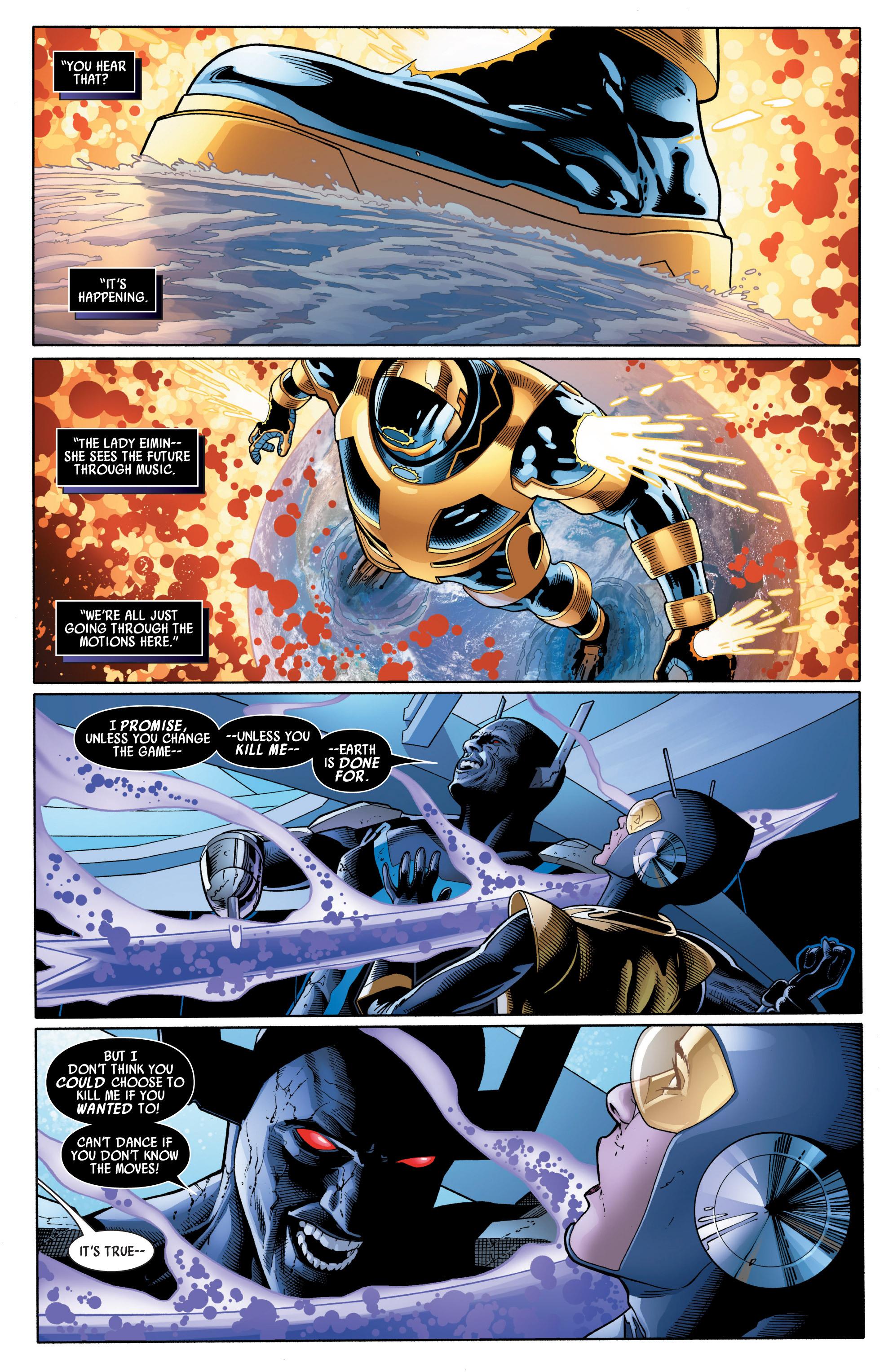 Read online Uncanny Avengers (2012) comic -  Issue #17 - 13