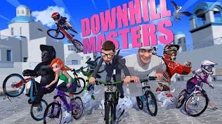 Downhill Masters Mod Apk v1.0 Unlimited Money, Gold & Diamonds