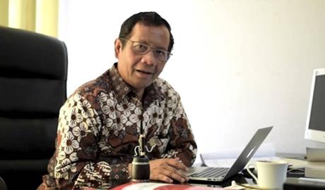 Waduh, Fahri Hamzah Ditelanjangi Mahfud MD Soal Dasar Hukum OTT