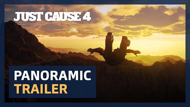 لعبة Just Cause 4 تحصل على عرض جديد يسافر بنا إلى عالمها الضخم جدآ ، لنشاهد من هنا ..