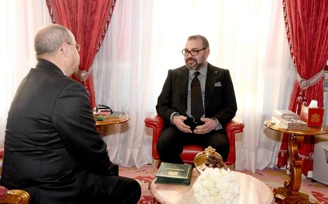 جلالة الملك يعين احمد شوقي بنيوب في منصب المندوب الوزاري المكلف بحقوق الإنسان