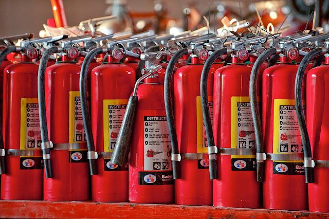 Địa điểm bán bình chữa cháy tại quận 12