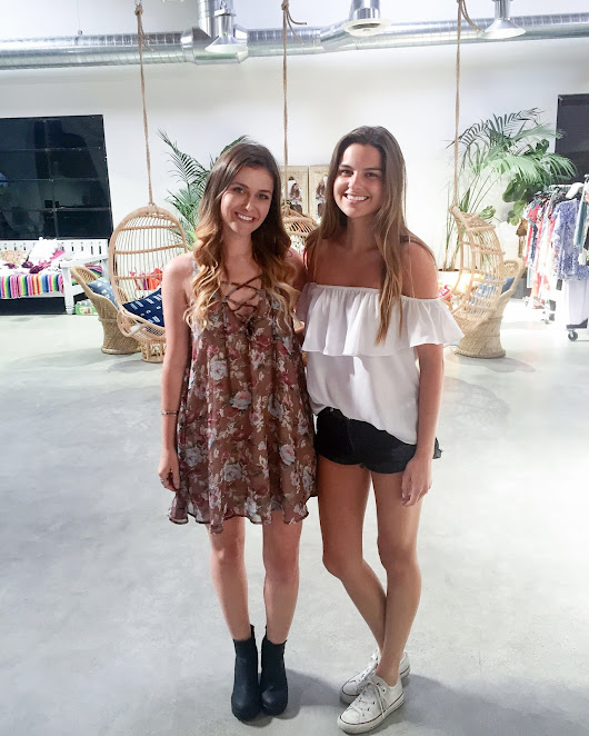 Interning at Show Me Your Mumu Part III