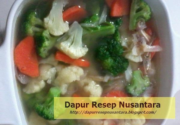 sayur sop,resep sayur sop,cara membuat sayur sop,cara memasak sayur sop,cara masak sayur sop