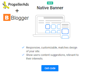 native-ads-propeller-ads-blogger