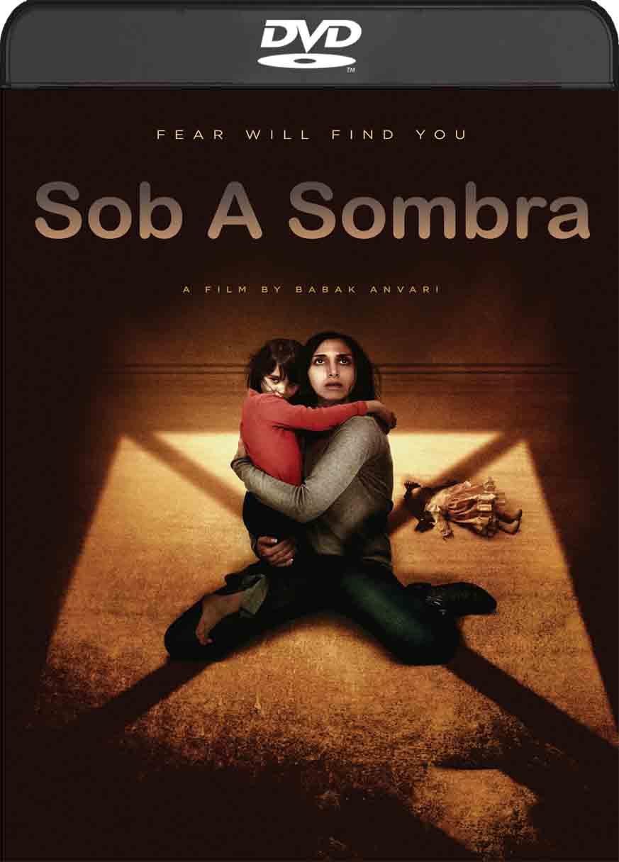 Sob a Sombra (2017) DVD-R Autorado Dual Audio
