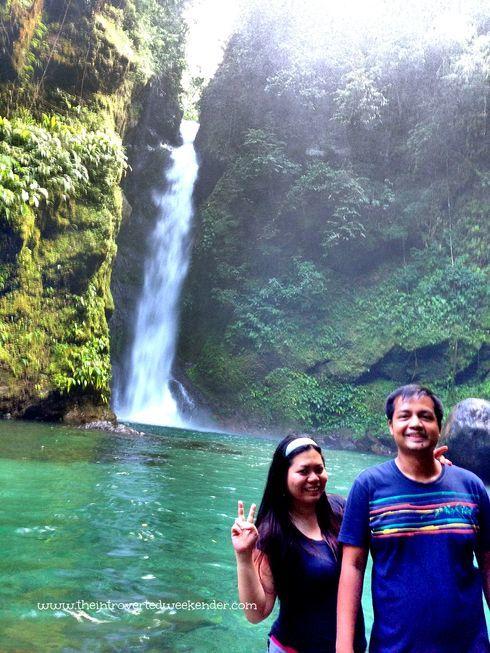 Ditumabo Falls in Baler