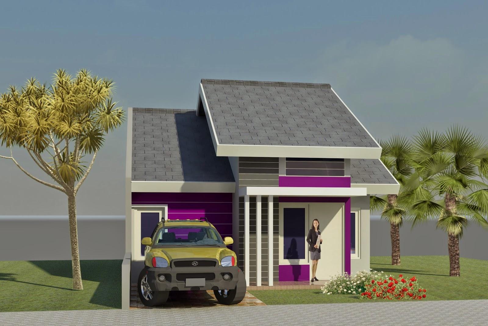 gambar rumah sederhana minimalis yang terlihat mewah