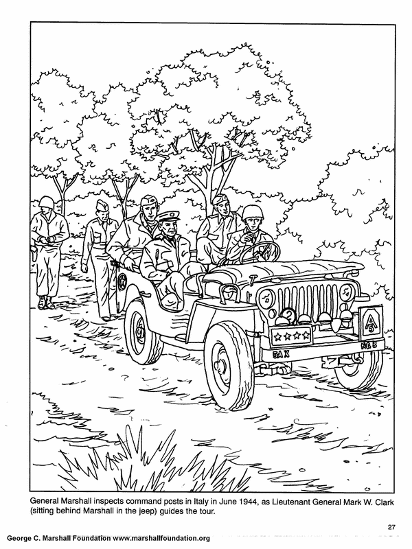 Free coloring pages of ww2 drawings