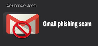 Gmail users phishing attack se base
