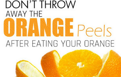 Beauty Tips Using Orange Peels