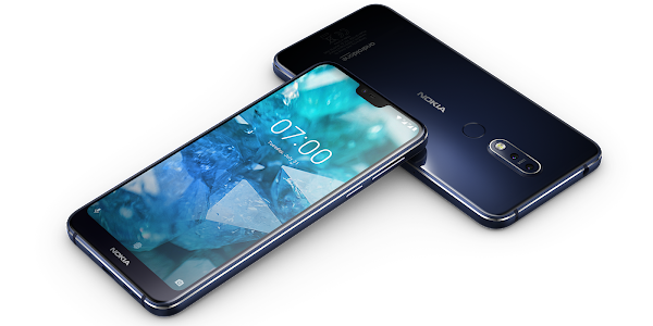 Buy the Nokia 7.1 from B&H and get a $65 worth free accessories