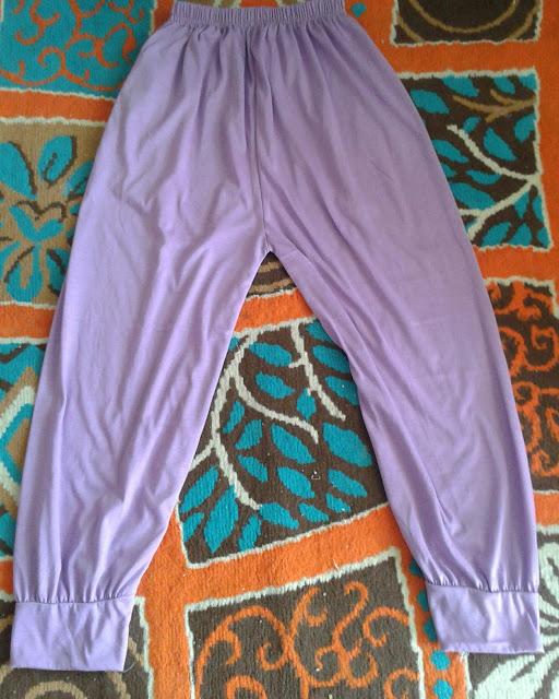 Celana Aladin Sebagai Dalaman Gamis Murah