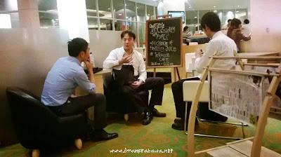 Orang Jepang Di Hotel Harris
