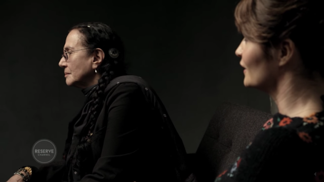 Mary Ellen Mark and Helena Christensen Discuss Photography