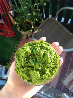 Pesto z jarmużu