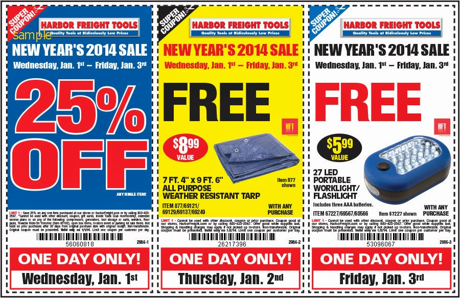 Catalog Harbor Freight Tools - tools for you!