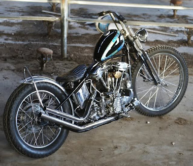Love Cycles 45 FL Knucklehead
