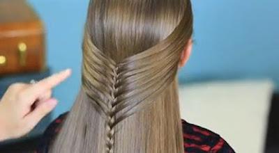 Cài tóc cô dâu cho 3 kiểu tóc phong cách Hàn Quốc 2