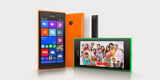 Nokia Lumia 435 Dual SIM Mobile Specifications