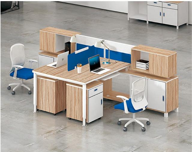 Ghế nhân viên nhập khẩu giúp không gian văn phòng làm việc của doanh nghiệp trở nên tinh tế hơn, chuyên nghiệp hơn
