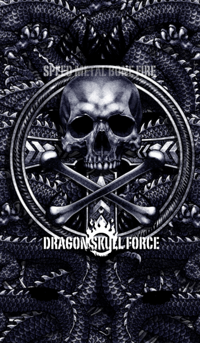 Dragon skull force