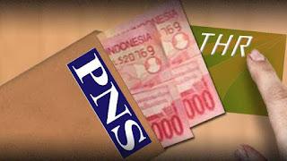 Info Penerimaan Gaji 13 THR PNS, NON PNS, Dan Pensiunan 2019