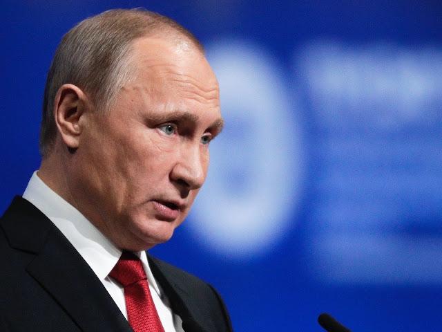 """Πούτιν: """"Στα πρόθυρα ευρείας σύγκρουσης η κορεατική χερσόνησος"""""""