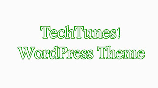 Techtunes WordPress Theme