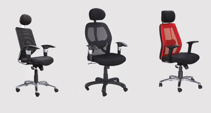 hii style office chair manufacturer dealers in delhi