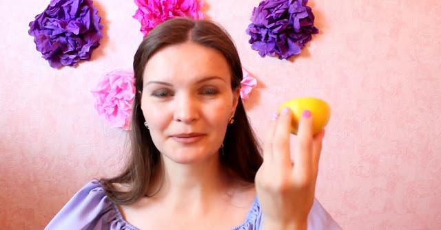 Lemon pembersih yang ideal untuk kulit
