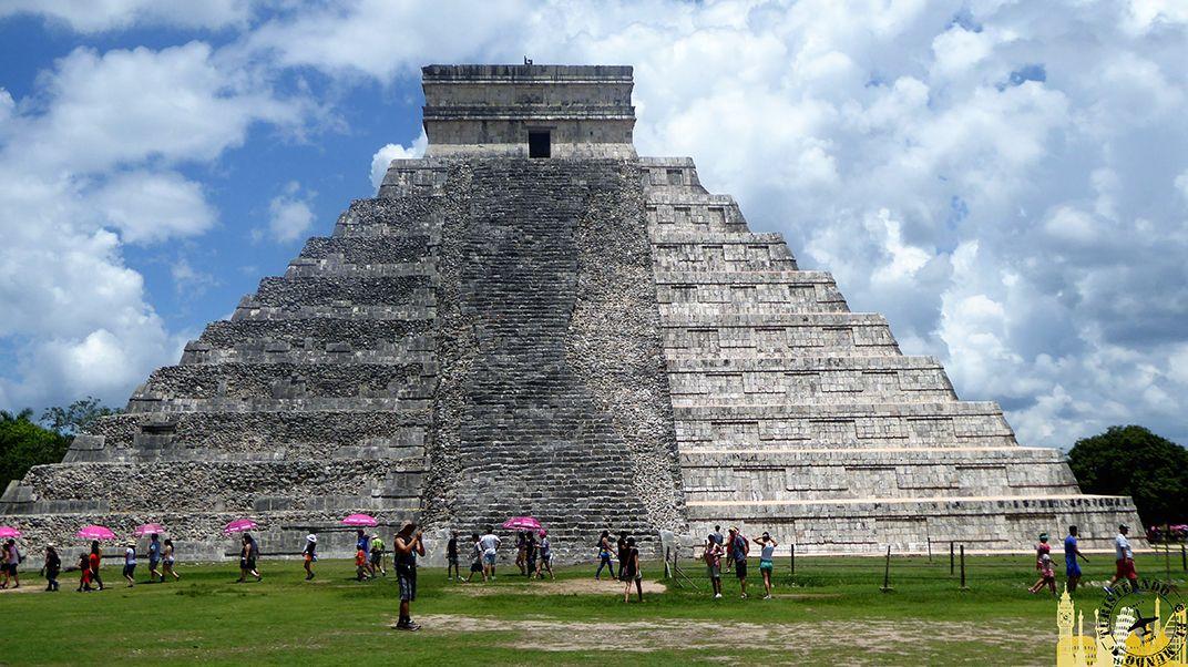 Fracasos artísticos Chichén Itzá