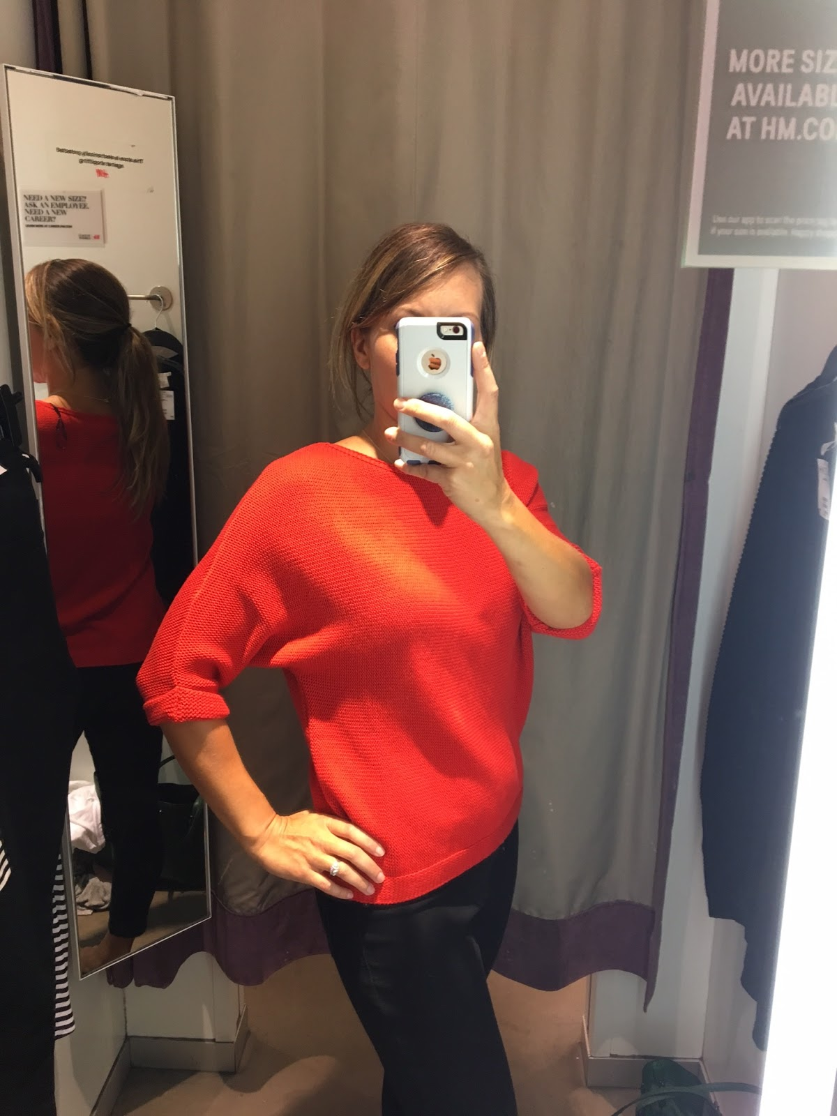 Clothes, Shoes & Accessories Tops & Shirts H&m Mamma Medium Maternity Jumpers