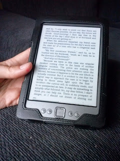 Kindle and other ereaders