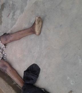 dead body igbo man ogun state