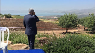 Psalms 83 Alert - Islamic nations emergency meeting over the Golan Heights
