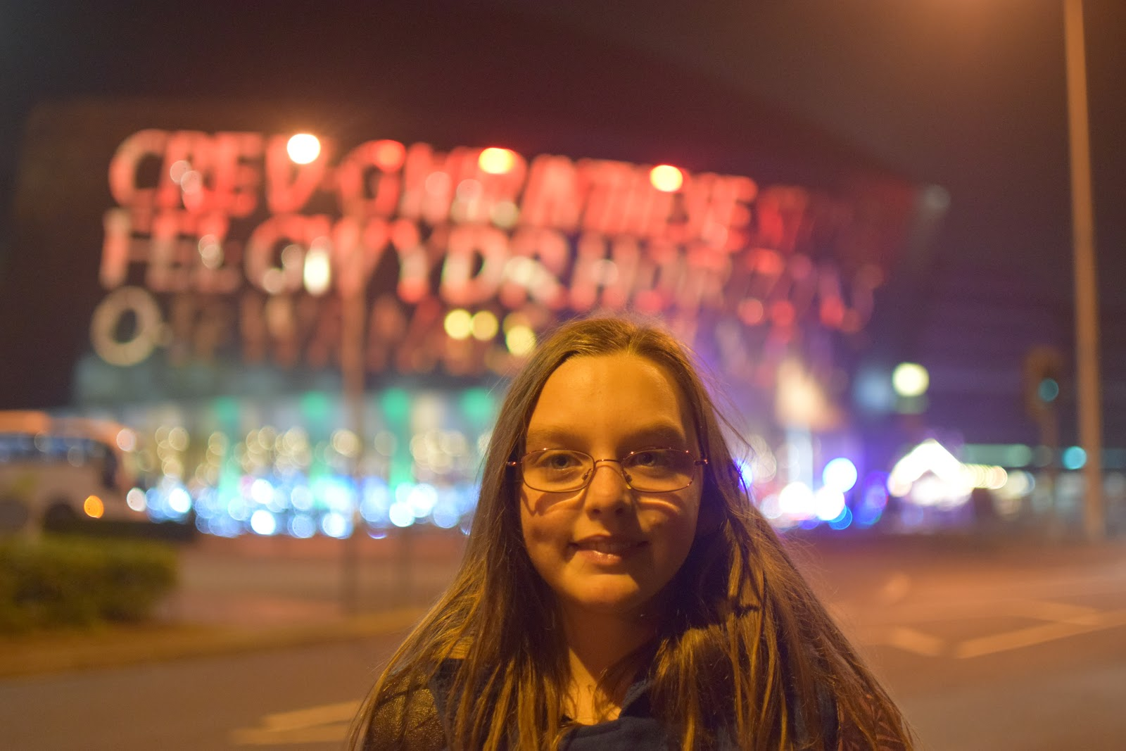 , Snapshots of Cardiff Bay with Rebecca, December 2016