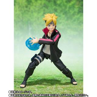"""S.H.Figuarts Boruto de """"Boruto: Naruto Next Generations"""" - Tamashii Nations"""