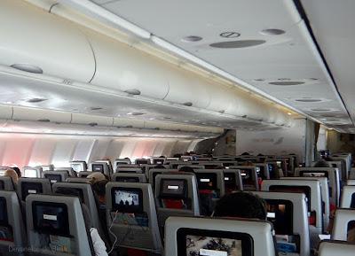 Como é voar com a Iberia - Espanha