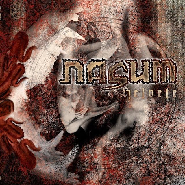 Nasum Helvete LP grindcore album