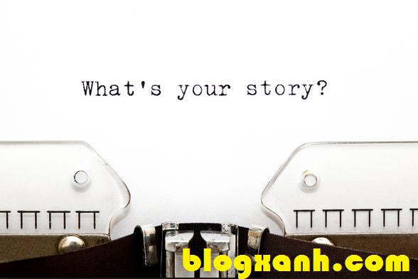 Hãy viết câu chuyện kinh doanh của bạn