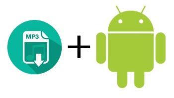 download musica e mp3 su Android smartphone
