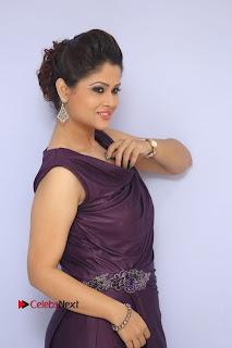 Television Anchor Shilpa Chakravarthy Pictures at Pratikshanam Audio Launch  0131.jpg