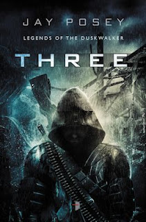 Guest Blog by Jay Posey, author of Three - Bad Guys Are People Too - July 1, 2013