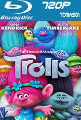 Trolls (2016) BRRip 720p / BDRip m720p