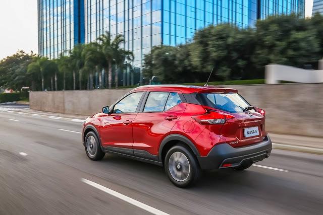 Ranking: 14 SUV's compactos mais vendidos - fev/2018