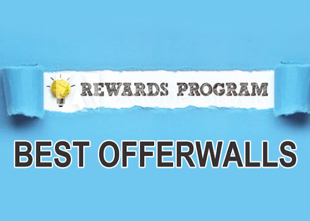 Best offerwall ad networks to earn more money